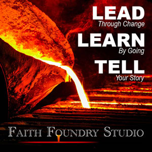 Learn By Going is a Faith Foundry Studio Project